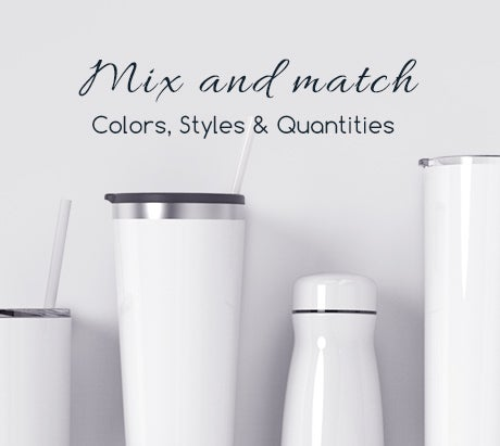 Save A Cup Mix And Match